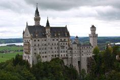 Neuschweinstein Castle // Germany