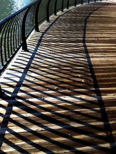 Walking in the path of a shadow #iphoneography #photography