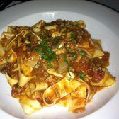 Da Mikele - New York, NY, United States. Pappardelle alla Bolognese