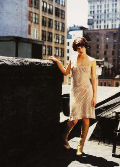 Милла Йовович (Milla Jovovich) в фотосессии Уте Вилле (Ute Ville), фотография 4