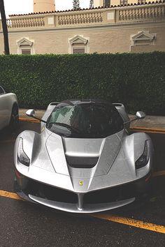 Wet Ferrari