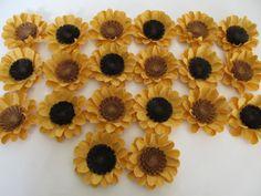 Wedding Handmade Paper Sunflowers