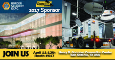As the Border Security Expo 2017 Sponsor, we enjoyed visiting with customers and partners alike.  #1 Satellite Communications Trailer.