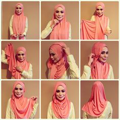 hijab styling by vee elfaiiziens