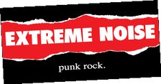 Extreme noise Rec. punk and rock music