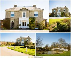This is the wedding venue we're going to look at on the 19th of January. It's called Fennes.