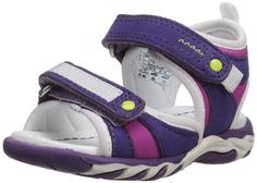 umi Vela Sandal (Toddler) >>> Awesome outdoor product. Click the image : Girls sandals