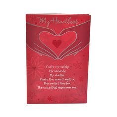 My Heartbeat Rs. 60.00   My safety, My security, My shelter. You are the arms I melt in, The smile I live for, the voice that reassures me.
