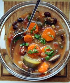 Hearty Spiced Vegetable Soup - Healthy Soups to Keep You Slim and Satisfied - Shape Magazine - Page 8