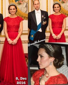 HAPPY NEW YEAR TO ALL OF YOU. ❤❤❤ . Her Royal Highness Catherine the Duchess of Cambridge's all official engagements in 2016. ✨✨✨❤️❤️❤️ . #avankhsherwani#katemiddleton#duchessofcambridge#erbil#hawler#kurdistan#princewilliam#kensingtonpalace#PrinceGeorge#Newyear#2017
