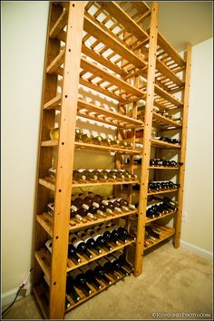 My New DIY Wine Cellar - Wine Making amp; Grape Growing Forum