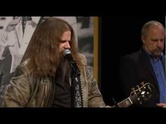 Jamey Johnson & Buddy Cannon - Give it away... LOVE THIS GUY
