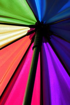 Colorful Umbrella.