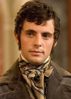 Matthew Goode as Mr. Wickham in Death Comes To Pemberley. BBC 2013