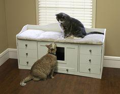 Amazon.com: Sauder 9435 Pet Bench: Furniture & Decor