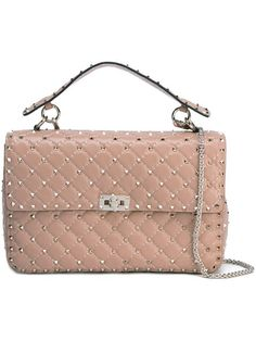 Shop Valentino Valentino Garavani 'Rockstud Spike' crossbody bag in Browns from the world's best independent boutiques at farfetch.com. Shop 400 boutiques at one address.