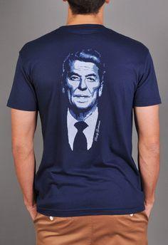 712ec994c4 The Reagan Short Sleeve Pocket Tee Shirt - Navy