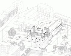 Goldsmith Art Gallery, by Assemble. A-new-centre-for-the-arts-in-South-London