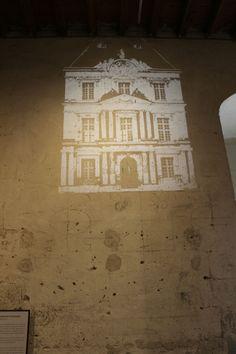 Blois, kőtár
