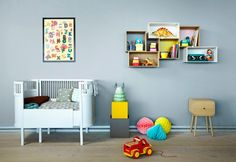 Tulipop children's interior and accessories.