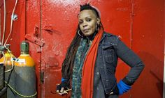 """THE GUARDIAN (Ben Beaumont-Thomas, Jan 15)) """"Matana Roberts: 'I feel sorry for George Zimmerman'"""" / While she despises Trayvon Martin's killer, Matana Roberts thinks Americans must all take responsibility for his actions. The musician talks about capturing the black struggle in sound. These are troubling times for Matana Roberts, a musician whose work explores US history and the long journey African-Americans have taken from oppression to emancipation."""