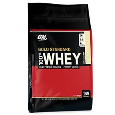 Buy Gold Standard 100% Whey - Vanilla (10 Pound Powder) from the Vitamin Shoppe. Where you can buy Gold Standard 100% Whey - Vanilla and other Optimum Nutrition products? Buy at at a discount price at the Vitamin Shoppe online store. Order today and get free shipping on Gold Standard 100% Whey - Vanilla (UPC:748927028744)(with orders over $35).