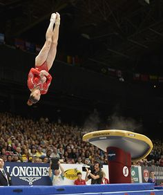 MAKAYLA MARONEY IS MY ROLE MODEL! She landed perfect vault at the 2012 Olympics.