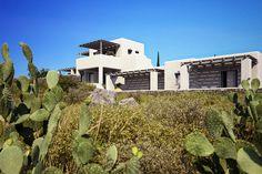 Making of House at Paros