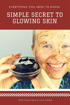 Simple Secrets to Glowing Skin! Go and check the video :)  Tips for healthy skin, Home remedies for face glow,  Natural beauty tips,  Home remedies for glowing face, How to have clear, glowing skin, skin care tips, exfoliating scrub, secrets to beautiful