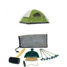 Coleman Sundome Tent and Coleman Tent Kit >>> Learn more by visiting the image link. (This is an affiliate link and I receive a commission for the sales) Tents Best 4 Person Tent, 4 Person Camping Tent, Camping Tent For Sale, Cheap Camping Gear, Tent Sale, Coleman Tent, Coleman Camping, Hiking Tent, Camping And Hiking