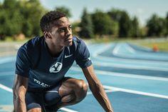 """The closer I am to God, the better I run."" Shaq Walker, running like a man inspired Byu Sports, Bettering Myself, Running Motivation, Guys Be Like, Closer, Wellness, God, Shit Happens, Inspired"