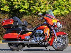 2013 Harley-Davidson CVO Ultra Classic Electra Glide
