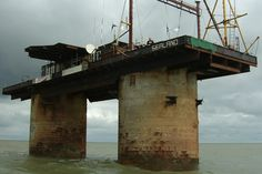 Welcome to Sealand: a Sovereign Nation