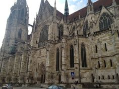 Regensburg  places I'd like to see again