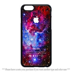 Colorful Blood Galaxy Nebula Cases Cover iPhone 4 4s 5 5s 5c 6 6 plus Case #UnbrandedGeneric