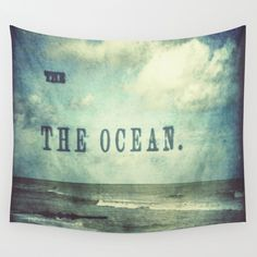 The The Ocean Wall Tapestry
