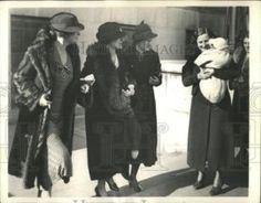 1934 Press Photo Gloria Morgan Vanderbilt
