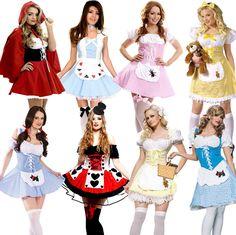 Las Fairytale Storybook Character Nursery Rhyme Fancy Dress Costume Outfit