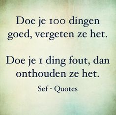 Jokes Quotes, True Quotes, Funny Quotes, Daily Quotes, Great Quotes, Inspirational Quotes, Sef Quotes, Dutch Words, Dutch Quotes