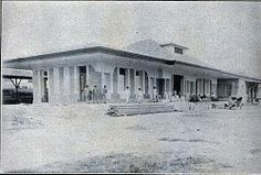 Estação Ferroviária - ANO 1925