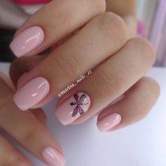 Nail Art, Nails, Beauty, Enamels, Brush Pen, Classy Nails, Lilac Nails, Natural Nails, Colorful Nails