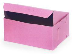 "6-1/4x3-3/4x2-1/8"" Pink Boxes"