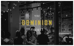 Dominion Rocket #isotw #webdesign #inspiration