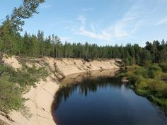 The very sandy west coast of Finland, this one in Kalajoki, North Ostrobothnia. http://www.gps-retki.fi/kalajoki.htm GPS-retki :: Kalajoki Hiekkasärkät #kalajoki #hiekkasärkät #pleuna #retkeily #ulkoilu #outdoors # kayaking #canooing