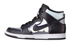Comme Des Garçons x Nike Dunk High releasing on Feb. 8.