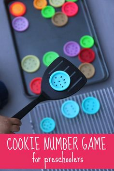 If You Give A Mouse A Cookie Number Game for Preschoolers Number Games Preschool, Learning Numbers, Math Numbers, Preschool Learning, Toddler Preschool, Math Games, Toddler Activities, Preschool Activities, Activities For Kids