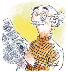 Best of RK Laxman's cartoons