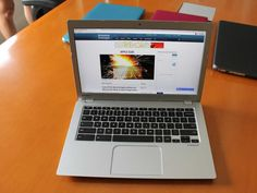 Toshiba Chromebook 2   #Giveaway via #AuhYes - Hurry & Enter