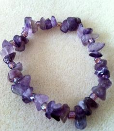 Hey, I found this really awesome Etsy listing at http://www.etsy.com/listing/115318309/amethyst-stretch-bracelets-handmade