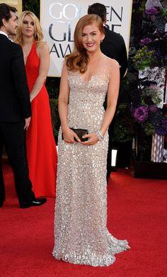 Globos de Oro 2013: continuamos con los grandes vestidos de la noche